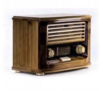 Ретро музичний центр Ретро програвач і радіо Daklin Ретро Хвиля (FM/USB/Bluetooth)