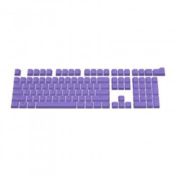 Набор кейкапов PBT ANSI / ISO ENG Purple (KC-003)