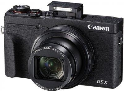 Фотоапарат Canon Powershot G5 X Mark II Black (3070C013) Офіційна гарантія!