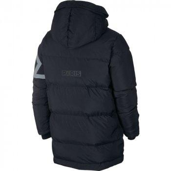 Зимняя куртка Air Jordan x PSG Down Parka Black BQ8371-010