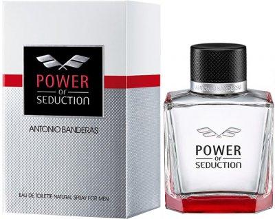 Туалетная вода для мужчин Antonio Banderas Power of Seduction 200 мл (8411061945568)