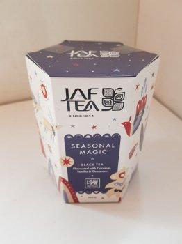 Чай черный Jaf Tea Seasonal Magic с гвоздикой и корицей 100г