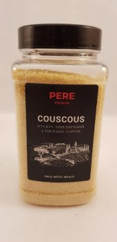 Крупа Кускус пшеничный Pere 400г