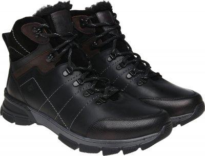Ботинки Plezuro F499693AAN Black