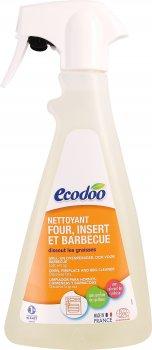 Органическое чистящее и обезжиривающее средство Ecodoo для плит, духовок, вытяжек, барбекю 500 мл (3380390900607)