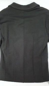 Школьный жакет AYGEY Италия на мальчика на 14 лет, черного цвета KDJF7175GCCELN01