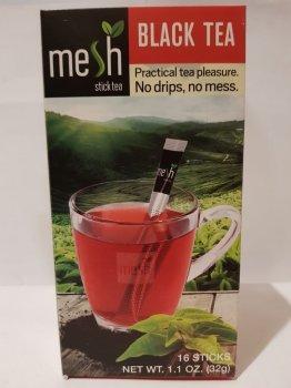 Чай черный Mesh stics в стиках 16шт по 2г