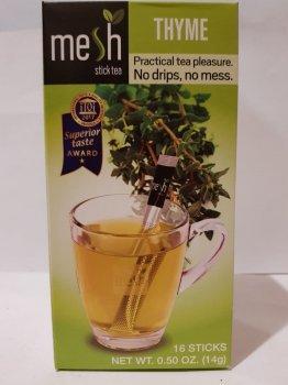 Чай травяной с тимьяном Mesh stics в стиках 16шт по 0,8г