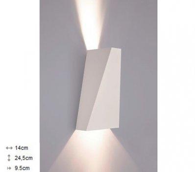 Світильник настінний Nowodvorski NARWIK білий 9702
