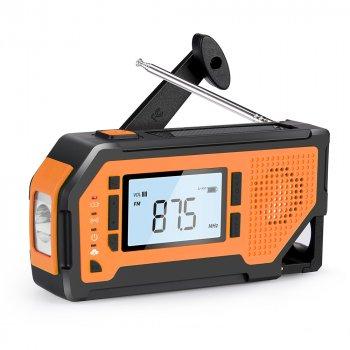 Портативный радиоприемник Wandern MD-092P, Orange