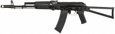 Пневматична гвинтівка Specnaarms АК-74 SA-J03 Edge Black (16628)