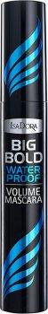 Водостойкая тушь для ресниц IsaDora Big Bold Waterproof Volume Mascara 16 мл (7317851231129)