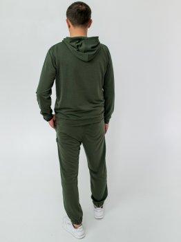 Спортивний костюм Kodor Standart КС0303 Оливковий