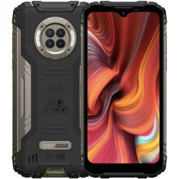 Защищенный смартфон Doogee S96 Pro 8/128GB Black-green