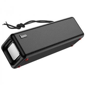 Портативна колонка Hoco IPX4 Bluetooth|BT, TWS, AUX, FM, TF, USB| Black