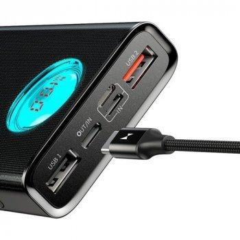 Павербанк Baseus 20000 мАч Power Delivery/Quick Charge 3.0 18W black
