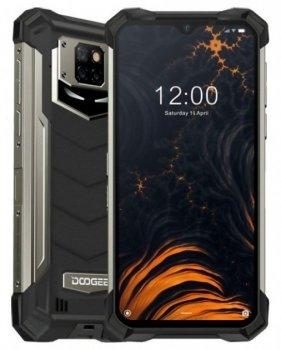 Защищенный смартфон Doogee s88 plus ip68 8/128gb black