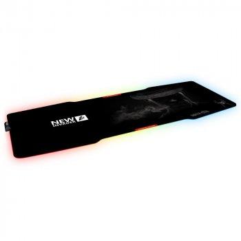 Килимок для миші 1stPlayer BK-39-RGB Black