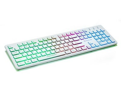 Клавіатура REAL-EL Comfort 7070 White