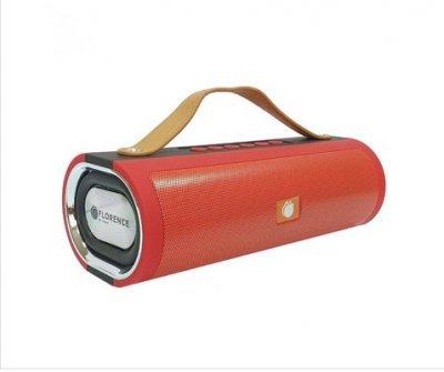 Bluetooth колонка Florence FL-0452-K red