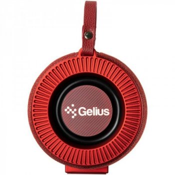 Bluetooth колонка Gelius BS530 red