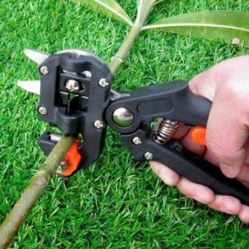 Секатор OLOEY прививочный садовый 3 ножа садовые ножницы