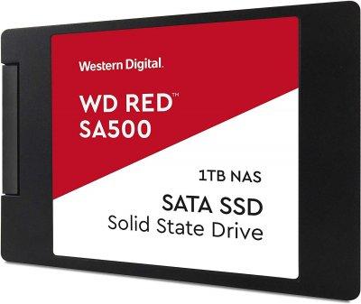 SSD накопичувач WD Red SA500 1TB (WDS100T1R0A)