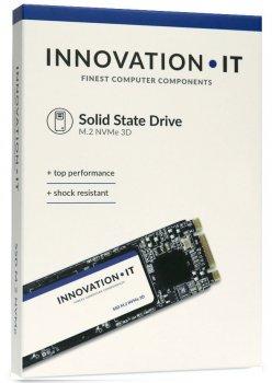 Накопичувач SSD Innovation IT 256GB M. 2 PCI Express 3D TLC NVMe (00-256111)