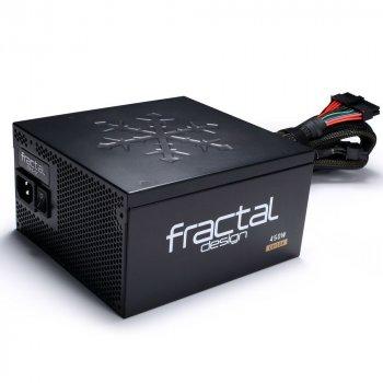 Блок питания Fractal Design Edison M 450W (FD-PSU-ED1B-450W) Б/У