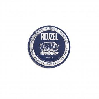 Помада для укладання волосся матова Reuzel Fiber dark blue, REU029, 35 г