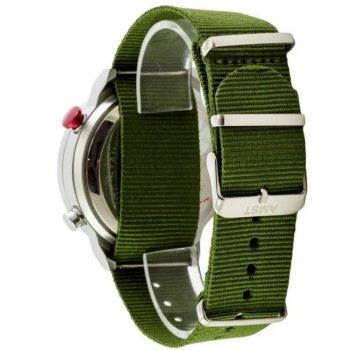 Часы наручные AMST 3017 Silver-White-Green Wristband 1094-0059
