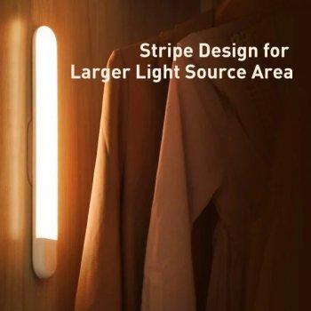 Універсальний світильник/нічник Baseus body Induction Natural light 800mAh