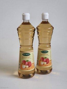 Яблучний оцет з кращих грецьких сортів яблук Kalimera, 6%, 400ml ПЕТ
