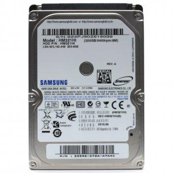 Жорсткий диск Samsung Spinpoint 320GB HM321HI Б/В