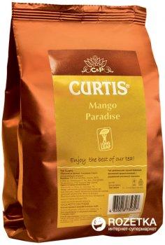 Чай Curtis зеленый крупнолистовой Mango Paradise со вкусом манго 250 г (4823063702669)