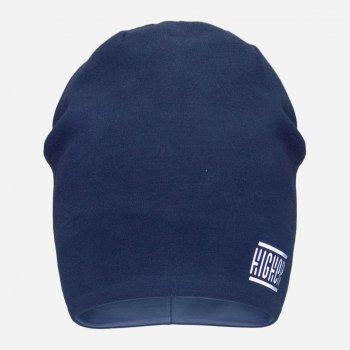 Демисезонная шапка David's Star 2164 54 см Синяя (ROZ6400045256)