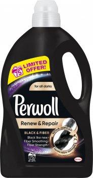 Средство для деликатной стирки Perwoll для темных и черных вещей Лимитированная серия 4.5 л (9000101373936)
