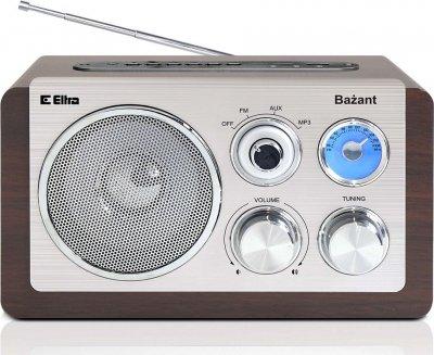 Радіоприймач Eltra Bazant USB (JS765)