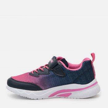 Кроссовки Kangaroos 18481-000-4204 Темно-синий/Розовый ромашка