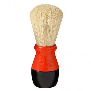 Помазок для гоління Omega 40099 кабан (Червоний)