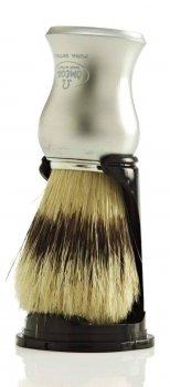 Помазок для гоління Omega 81229 кабан на підставці