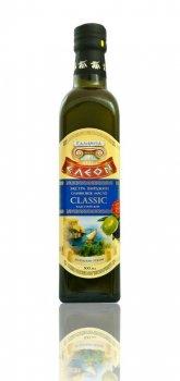 Грецьке оливкове масло NUTRIA CLASSIC Extra Virgin Eleon, 250мл с/б