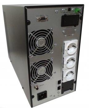 ДБЖ Challenger HomePro 1000-H-12 з подвійним перетворенням (1112)