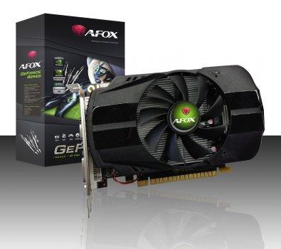 Відеокарта AFOX GeForce 2GB DDR5 (AF730-2048D5H5) (6454458)