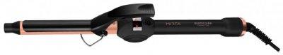 Щипці для завивки волосся MIRTA HS-5111 чорний з бежевим (25Вт, діаметр 19мм)