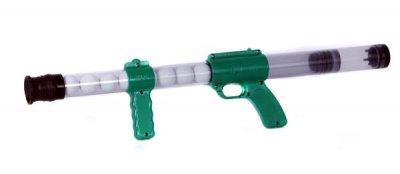 Детский автомат для пинг понга METR+ 0616 вакуумный (Зелёный)