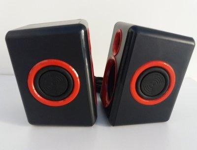 Колонки для комп'ютера UKC Hotmai 165 від USB Тип акустики 2.0