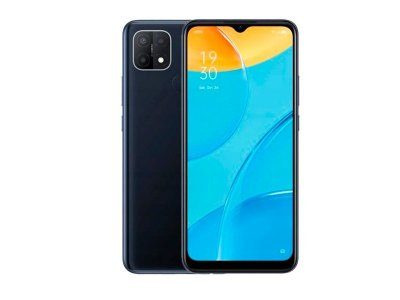 Смартфон Oppo A15s 4/64Gb Black