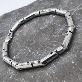 """Браслет мужской Steel Evolution """"Axel"""" из медицинской стали BS 5"""
