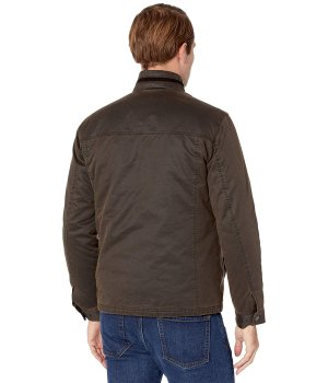 Куртка Johnston Murphy Antique Cotton Jacket Brown 1 (11394483)